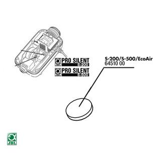 JBL Ersatzfilz für ProSilent S200/500 + EcoAir