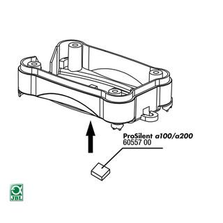 JBL Ersatzteil 2x PS a100/200 Luftfilter