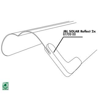 JBL Ersatzteil 2x Schutzecken für Solar Reflect