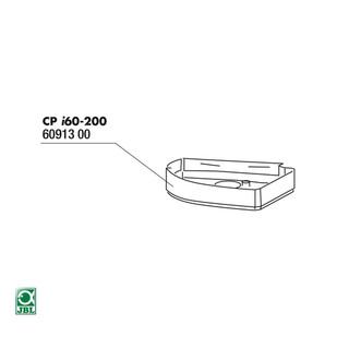 JBL Ersatzteil CP i_cl Bodenplatte mit Ventil