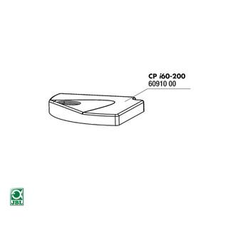 JBL Ersatzteil CP i_cl Deckel für Pumpenkopf