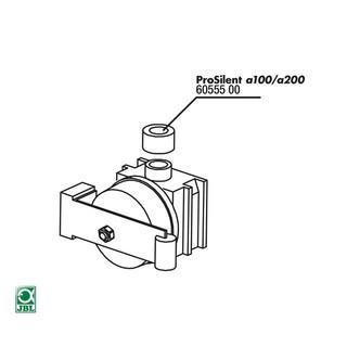 JBL Ersatzteil PS a100/200 Dichtung Membranset 2x