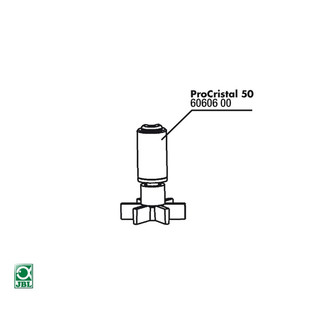 JBL Ersatzteil ProCristal 50 Rotor-Set