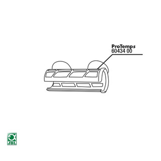 JBL Ersatzteil ProTemp S Protect oben + 2 Sauger